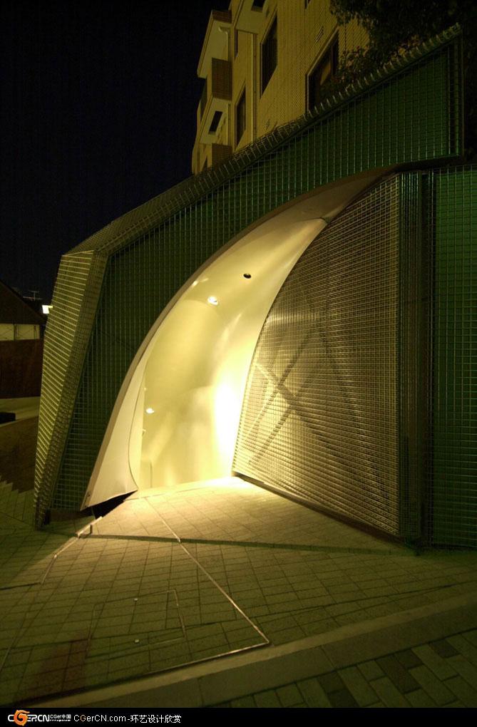 Prada旗舰店_青山Prada旗舰店 - 欧式建筑风格 - 中菏欧式建筑